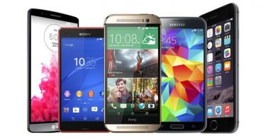 2016 Top Ten Smartphones in Bangladesh