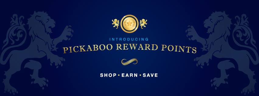 Pickaboo Reward Points