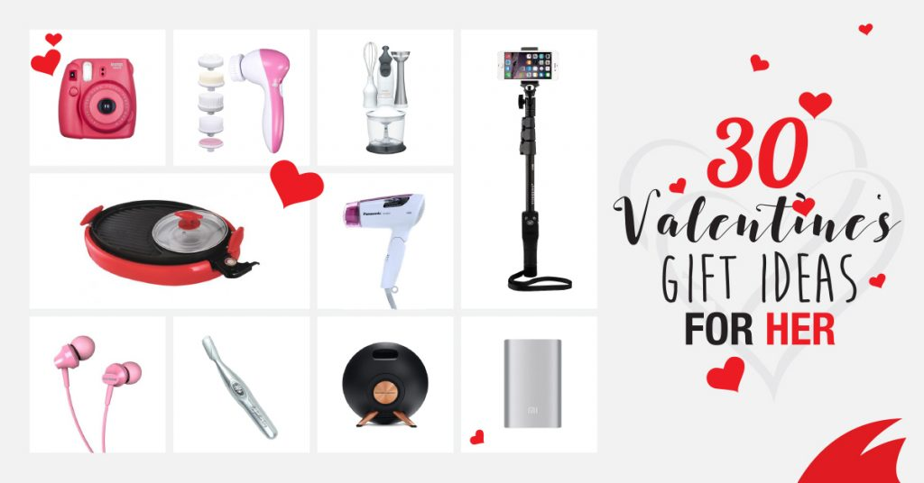 Valentine Gift Ideas for Her