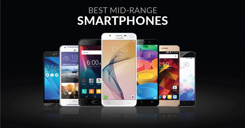 Find Best Mid-range Smartphones Only On Pickaboo