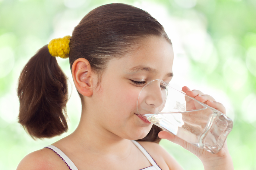 Better-Smelling Drinking Water