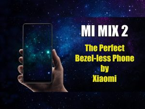 Buy Mi Mix 2 in Bangladesh