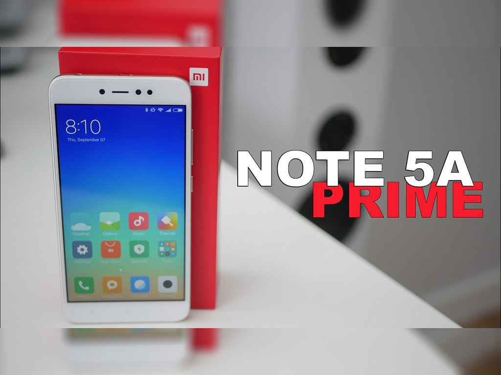 "Selfie Specialist ""Redmi Note 5A Prime"" Launching in BD"