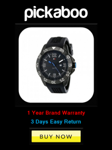 Buy Tommy Hilfiger Men's Watches in BD