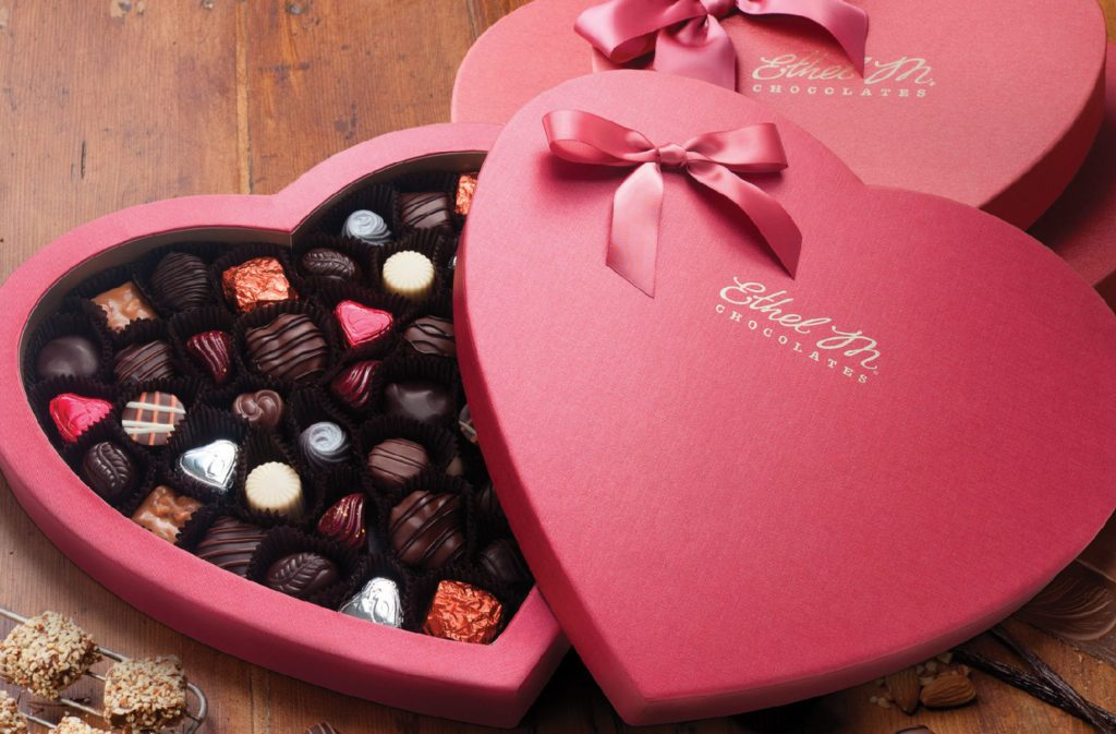 valentines day gift chocolate boxes