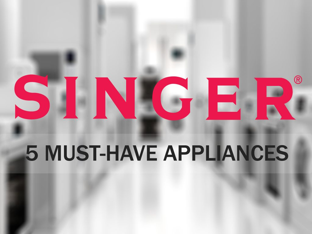 Singer Kitchen & Home Appliances at Pickaboo