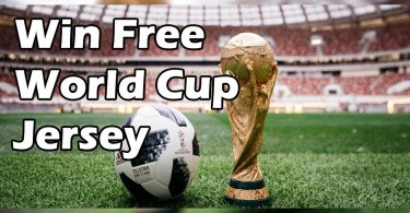 Free World Cup Jersey in Bangladesh